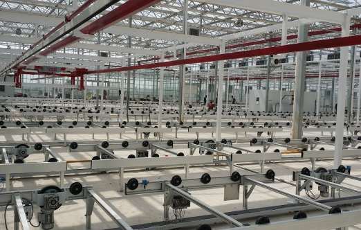种植床输送系统(北京华农) 照片